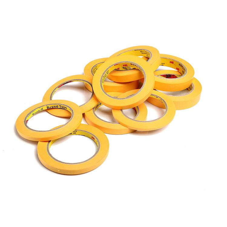 黃色構思膠帶
